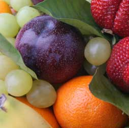 Assorted fruits photo